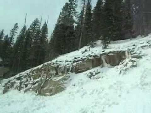 Wolf Creek Pass in Winter