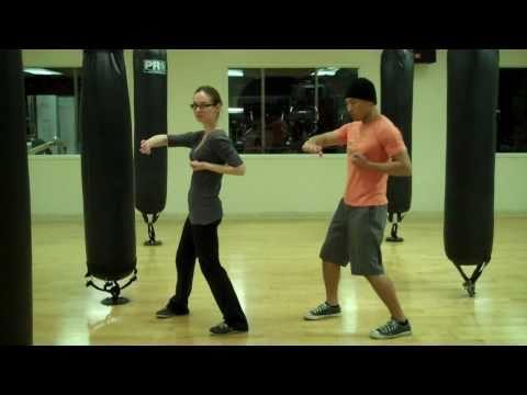 Wing Chun - Chum Kiu (part 2)
