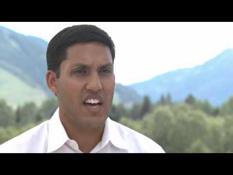 Rajiv Shah: Supporting Inventors and Researchers