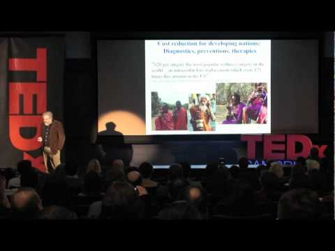 TEDxCambridge: George Church on genomics and human diversity