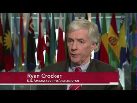 Ryan Crocker on Leaked Cable About Pakistani Safe Havens