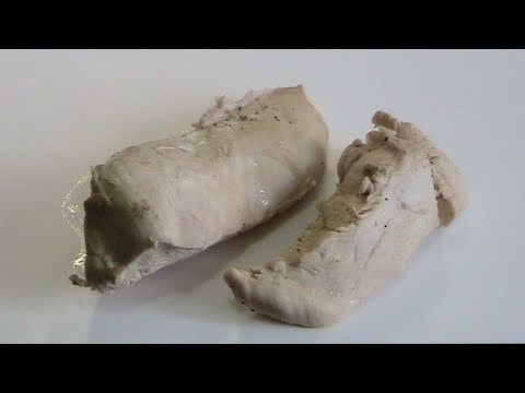 Poached Chicken Breasts - RECIPE