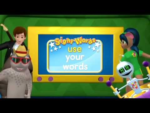 Sight Words 2 - Sample Clip