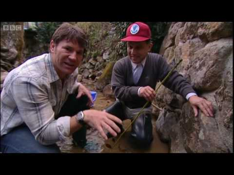 The Sausage & the Salamander - Secret Japan - BBC Earth