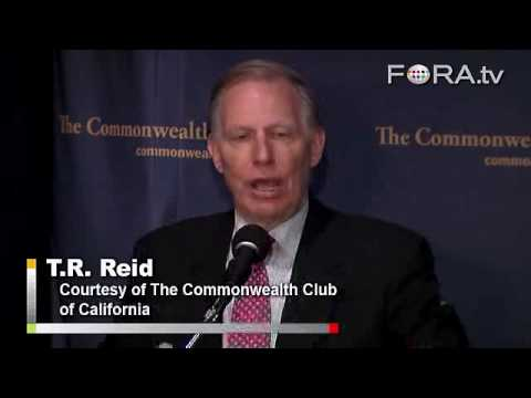 Should Healthcare Reform Begin at State Level? - T.R. Reid