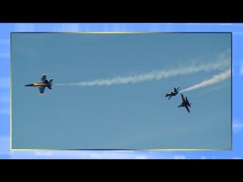 Navy Blue Angels Beaufort South Carolina - PT 4
