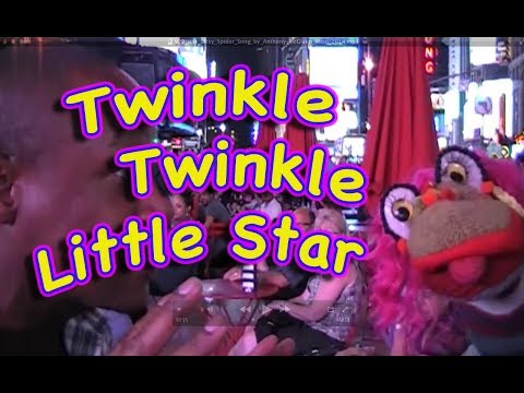 Twinkle Twinkle Little Star by Anthony McGlaun: For Toddlers and Preschool Children