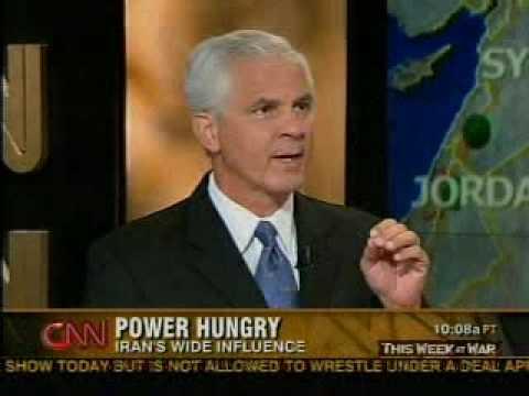 The Threat of Iran-Joe Cirincione on CNN's This Week at War