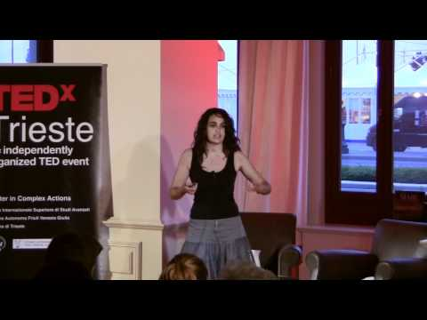 TEDxTrieste 5/27/11 - Chiara Giovenzana - Stop whining, stand up and start again !