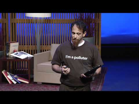 TEDxSoCal - Darren Saravis - The Art of Solar Power