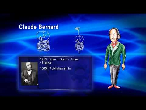 Top 100 Greatest Scientist in History For Kids(Preschool) - CLAUDE BERNARD