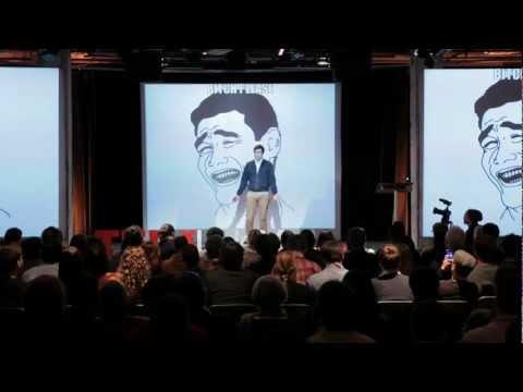 TEDxUdeM - Benjamin Devienne - Terrors and wonders of virtual worlds