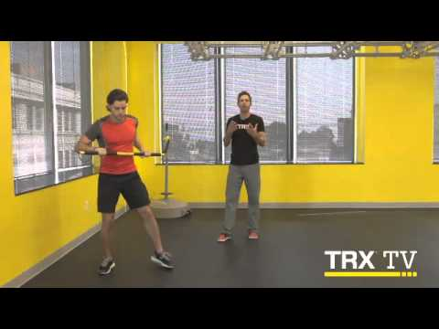 Total Body Workout With TRX Rip Trainer: TRX TV Training Tip Week 1