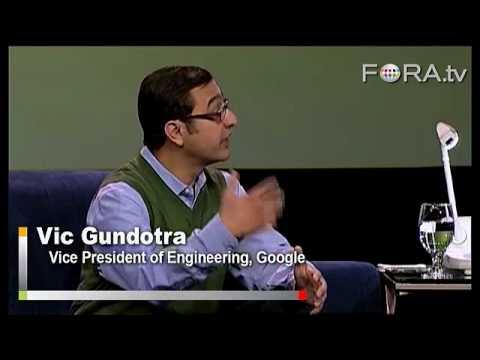 Phone Computing a 'Fundamental Shift' - Vic Gundotra