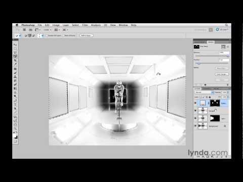 Photoshop tutorial: Removing elements from an image   lynda.com