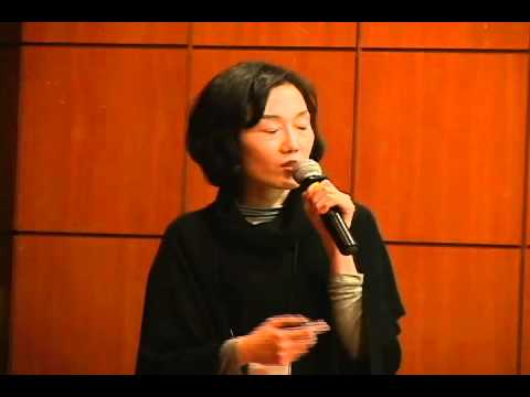 TEDxHUFS - Meesung Lee - Music is a tool to link everyone