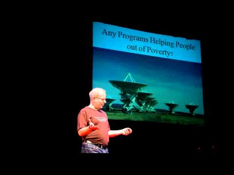 TEDxABQ - Scott Miller - Circles New Mexico: Fixing the Bridge out of Poverty