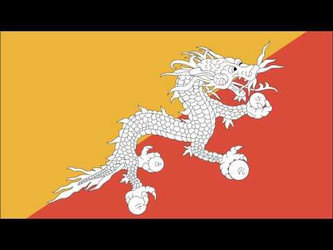 National Anthem of Bhutan | འབྲུག་ཙན་དན་