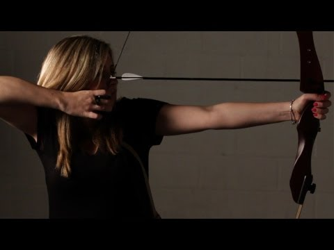 Pulling the Bow Back Properly | Archery and Bow Hunting