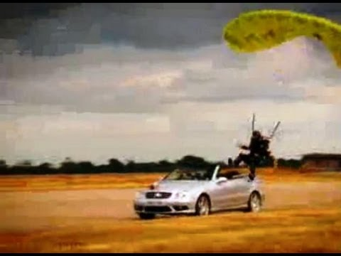 Top Gear - Parachute - BBC