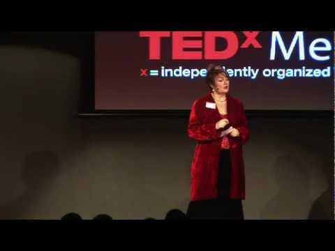 TEDxMelbourne - Annalie Killian - The learning paradox of ubiquitous connectivity