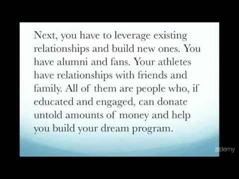 Ultimate Fundraising Program - Introduction