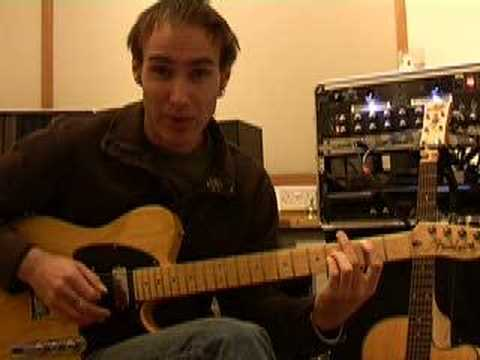 Power Chords #2of2 (Guitar Lesson CH-005) How to play