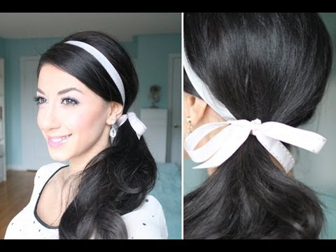 Pretty & Flirty Valentine's Day Hair
