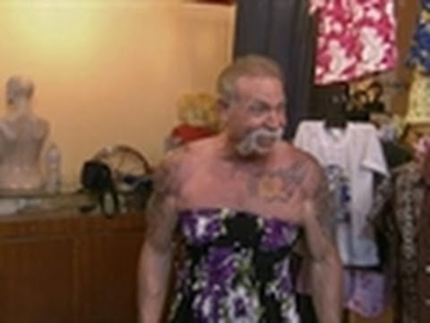 Senior Wears a Dress | American Chopper