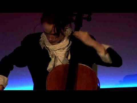TEDxSF - Zoe Keating - 11/17/09