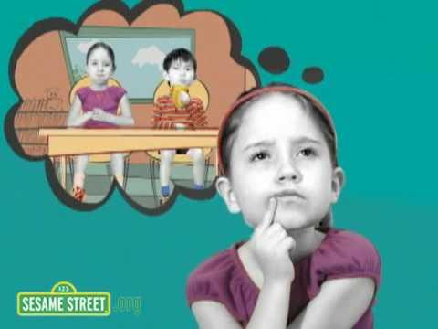 Sesame Street: Healthy Snack Choice
