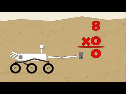Vids4kids.tv - Mars Rover Multiplication 1 - 10 with 0
