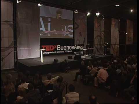 TEDxBuenosAires -  Axel Krygier - 04/08/10