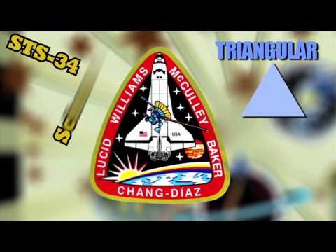 Our World: Mission Patches