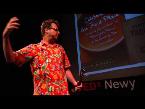 TEDxNewy - Mark Jackson - Everybody deserves music...nope, scrub that...everyone should play music.