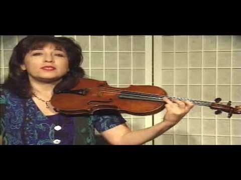 Violin Lesson - Song Demonstration - Canon in D (Ph. 1)