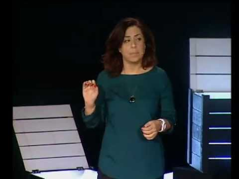 TEDxBeirut - Najat Rizk - The day I challenged the forbidden
