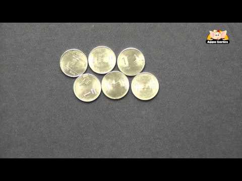 Try a Sliding Coin Puzzle