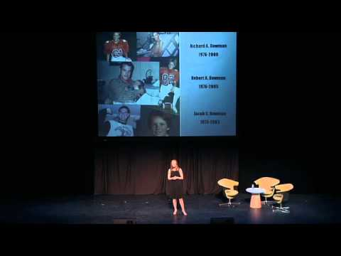 TEDxGreenville - Shannon Pierce - Passion Prompted by Pain