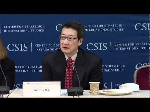 Press Briefing: Hu Jintao's Visit to Washington (Victor Cha)