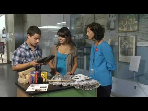 Smithsonian Latino Center - Student Orientation Video