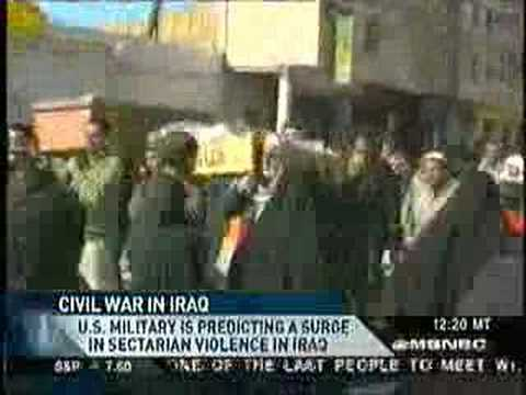 Sen Tom Daschle on Iraq, Congress '08 Race on Hardball Pt 1