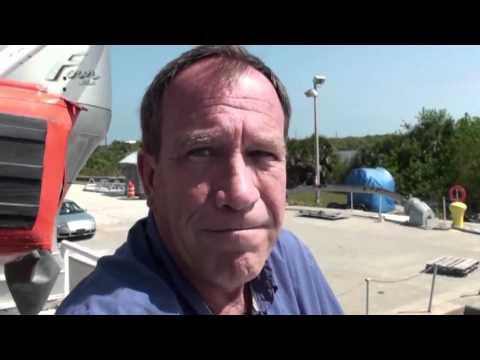 """NASA Ships """"Fish"""" for Rockets"""