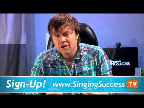 Singing Lessons - Weekly Vocal Workout - Day 2