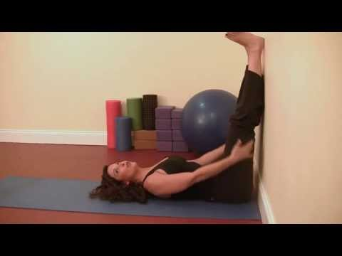 Relaxing Yoga for Stress & Anxiety, How To for Beginners, Total Wellness Austin