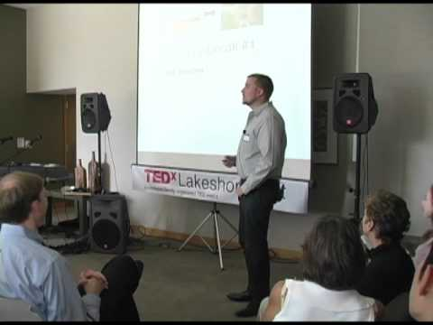 TEDxLakeshoreEast - Brad Flora - Luck as a Function of Generosity