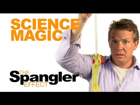 The Spangler Effect - Science Magic Season 01 Episodes 29 - 30