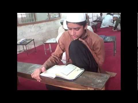 Raw Video: Students Learning the Quran