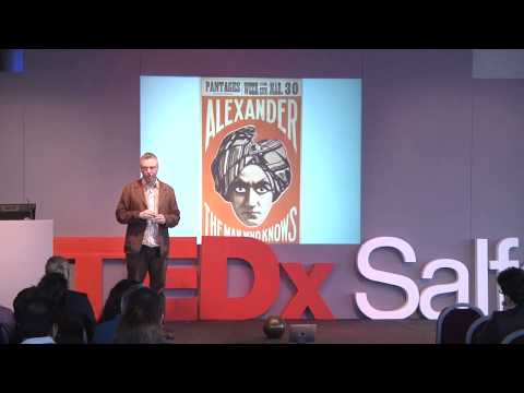 TEDxSalford - Stuart Nolan - The Forer Scam for Organisations