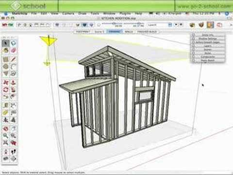 The Sketchup Show #31: Sections 101 (Pt.2)